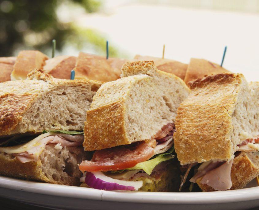 Buehler's Fresh Foods sandwiches