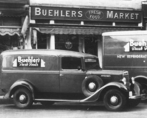 Buehler's Fresh Foods history - grocery delivery