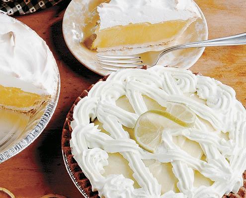 Buehler's bakery cream pie