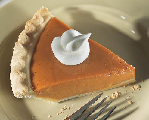 Buehler's pumpkin pie