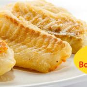 Easy Baked Cod recipe