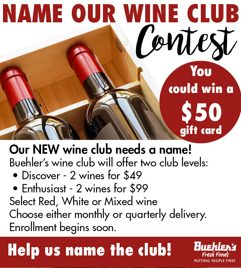 Name Our Wine Club