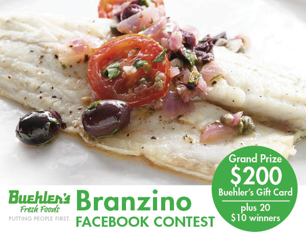 Buehler's Branzino Contest