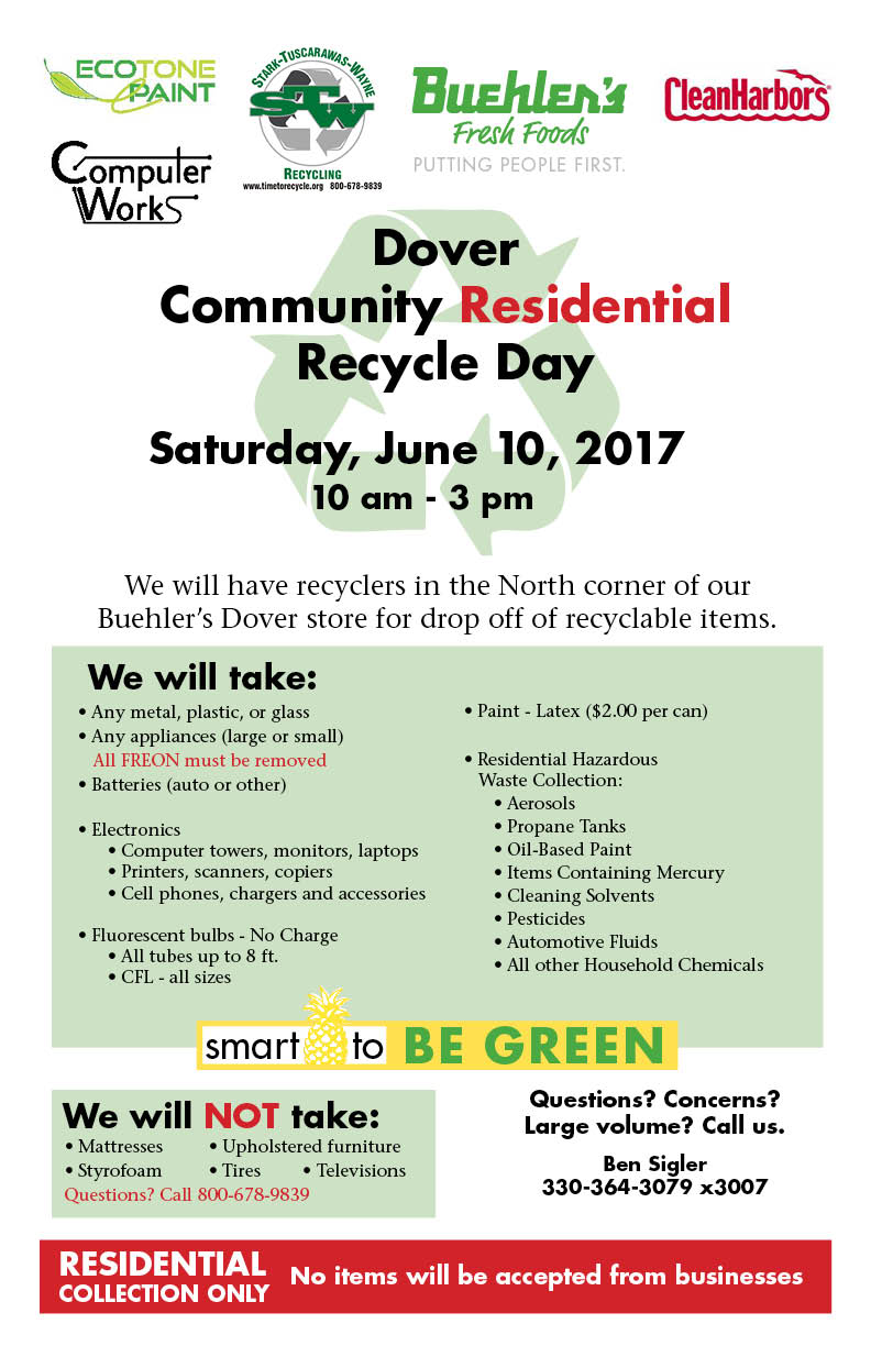 Dover Recycle Day