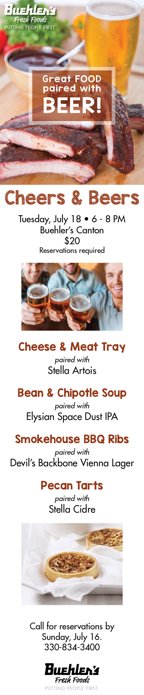 Cheers & Beers - Canton