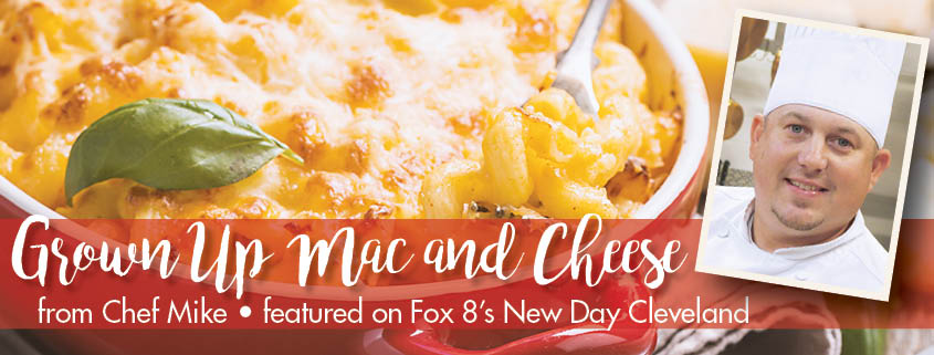 Chef Mike's Mac and Cheese Recipe