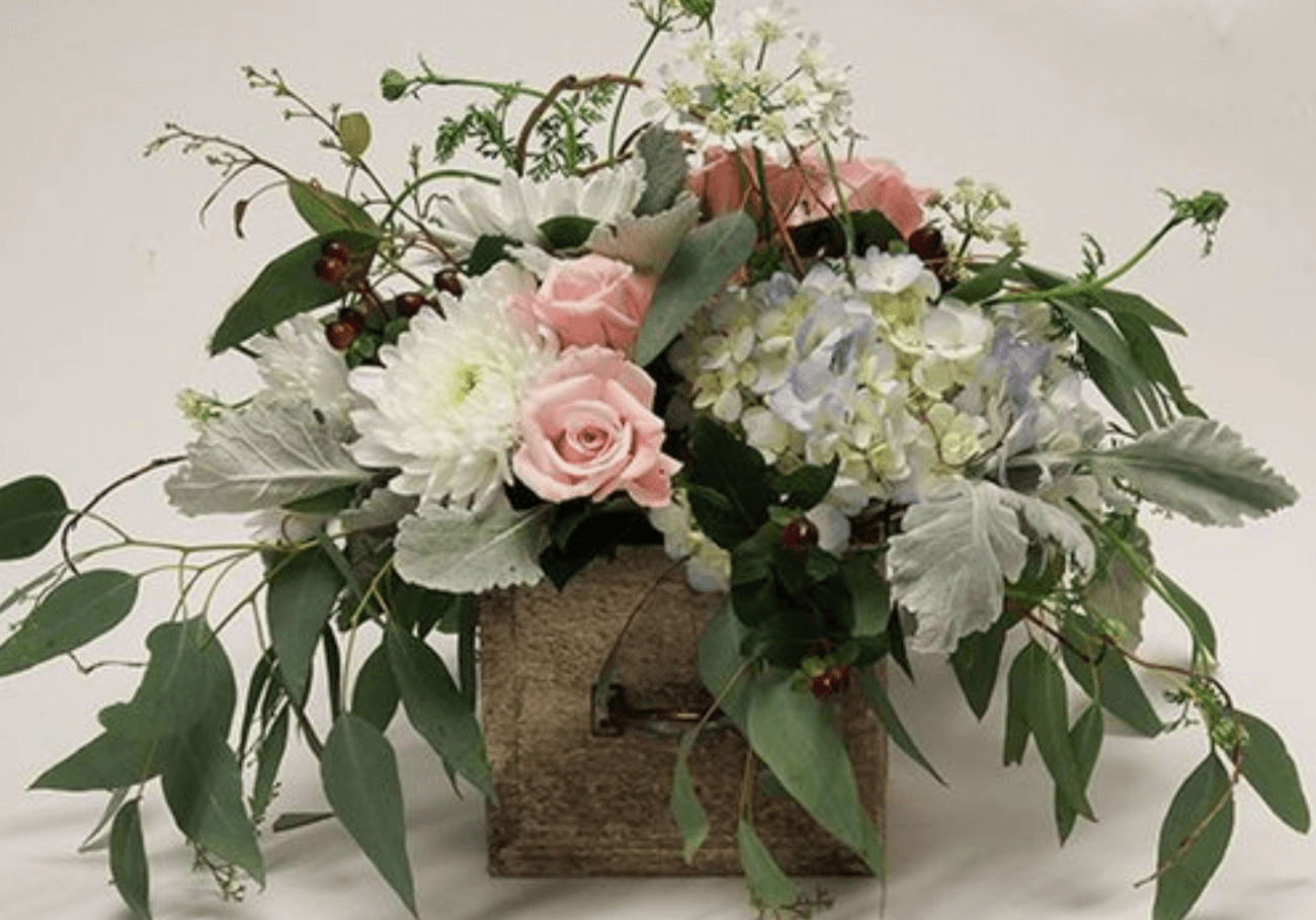 Wedding Flowers from Buehler's Floral Department